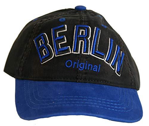 Robin Ruth Gorra, color negro y azul real – Berlín