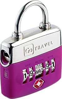 Design Go Birthday Date Lock, Purple, One Size