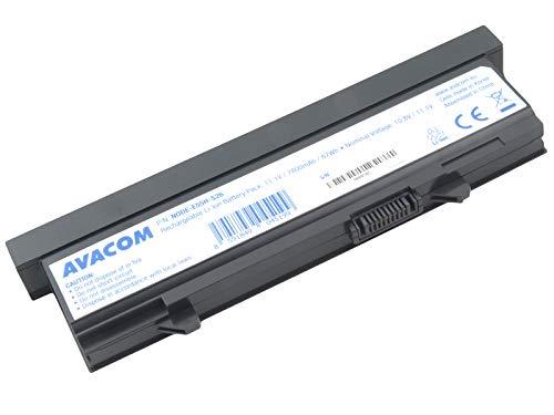 Dell Latitude E5500, E5400 Li-Ion 11, 1 V, 7800 mAh, 87 Wh.