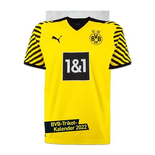 Borussia Dortmund Trikotkalender 2022 -...