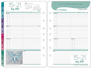 Classic Her Point of View Weekly Ring-Bound Planner - Jul 2019 - Jun 2020