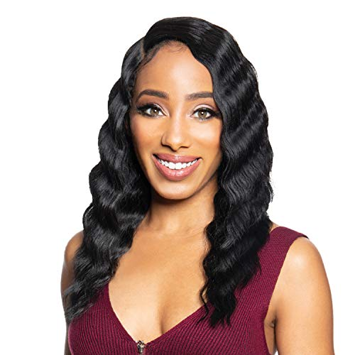Zury Sis Beyond Synthetic Hair Lace Front Wig - BYD LACE H CRIMP 16 (2 Dark Brown)