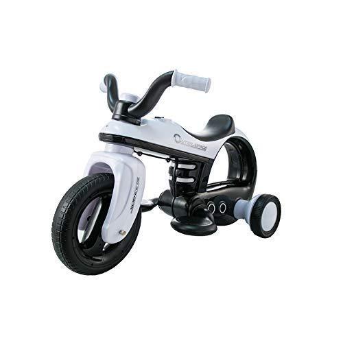 Showkig Motocicleta eléctrica for niños El bebé puede sentarse en un triciclo...