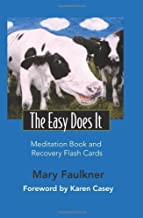 The Easy Does It Meditation Book and Recovery Flash Cards