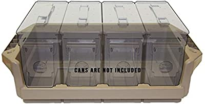 MTM MAC30 Metal Ammo Can Tray (30 Cal.)