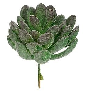 Mini Artificial Succulent Plant Faux Flower Garden Fake Foliage Home D?cor