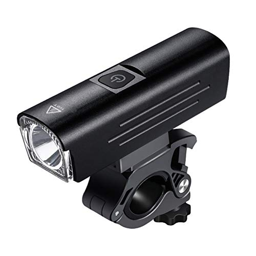 RUIVE Bike Lights, 1300 Lumen USB Rechargeable Bike Light, 5 Light Modes, Easy To Install For All Bicycles