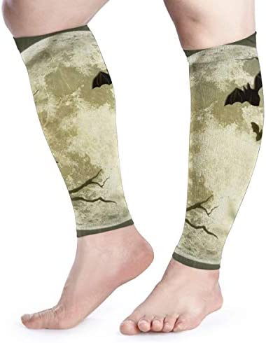 Calf Compression Sleeve Leg Performance Support Shin Splint Calf Pain Relief Men Women Runners product image