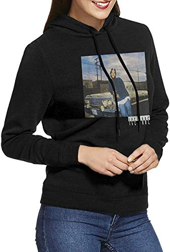 Ice Cube Womans Long Sleeve Hooded Sweatshirt Tops Casual Sport Pullover Sweater Pullover Hoodies,XL