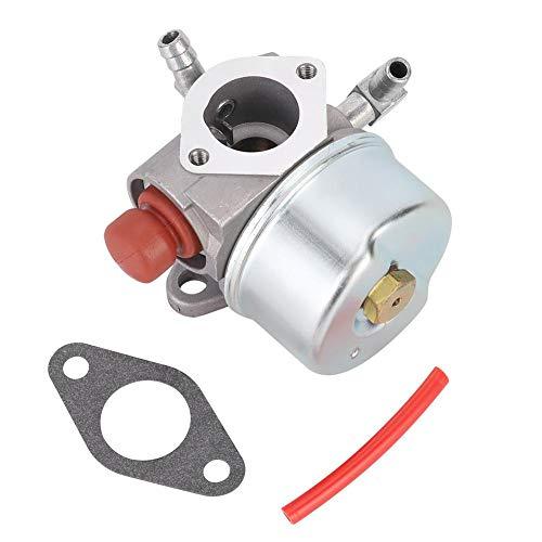 Mumusuki Carburador cortacésped Accesorios de Repuesto de Junta Aptos para Tecumseh 640350 640303 640271