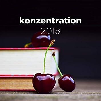 Konzentration 2018 - Entspannende Musik zum Schreiben, Studieren, Lesen, Fokussieren