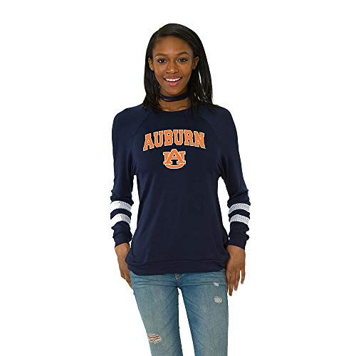 Flying Colors Womens Apparel Auburn Tigers | Jennifer - Long Sleeve Jersey