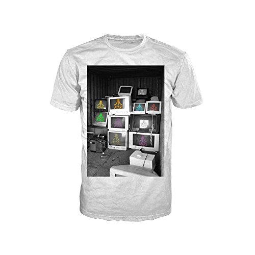 Atari -L- Pantalla de Ordenador, Multicolor