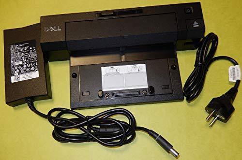 Dell Dockingstation PR02X mit 2 x USB 3.0 Netzteil PA4E 130W für E Serie