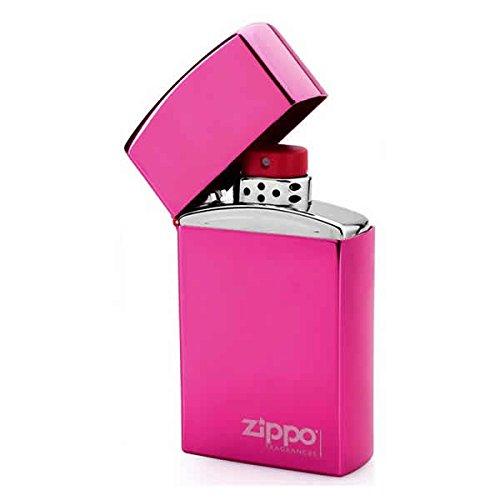Zippo Colors Bright Pink Eau De Toilette Vaporisateur 30ml