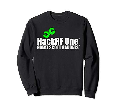 HackRF Ein großartiger Scott Gadgets Radio Hacking Sweatshirt
