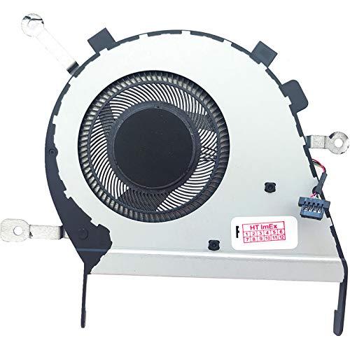 Ventilador de ventilador compatible con Asus Q406D, Q406DA, ZenBook UX462DA, ZenBook Flip 14 UM462DA
