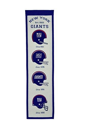 Winning Streak NFL New York Giants Fan Favorite Banner