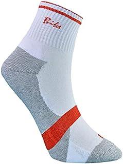 Bike M301 Medium Half Towel Socks For Men, Multi Color - 2724639334197