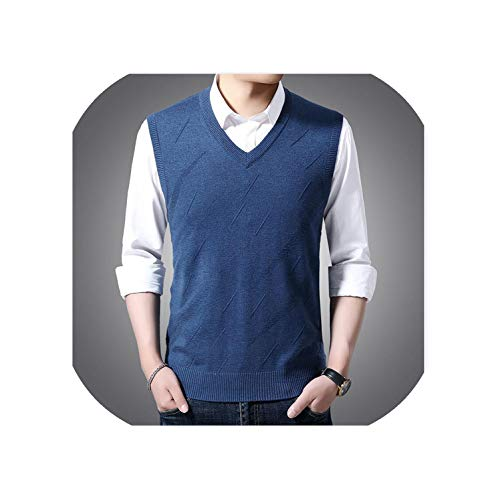 Men Sweater Vest Knitting Pattern Free