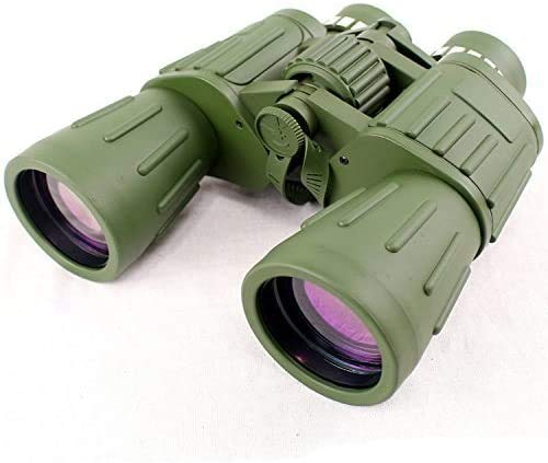 SoB Super Binoculars Day/Night 60x50 High Power Military Binoculars, Compact HD Professional/Daily Waterproof Binoculars for Adults Telescope Bird Watching Travel Hunting Football-BAK4 Prism FMC Lens
