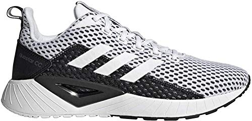 adidas Questar Climacool White/White/Black Running Shoes 10