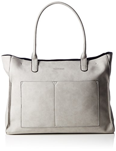 Gerry Weber Damen Moonrise Shopper, Grau (light grey 801), 40x30x14 cm