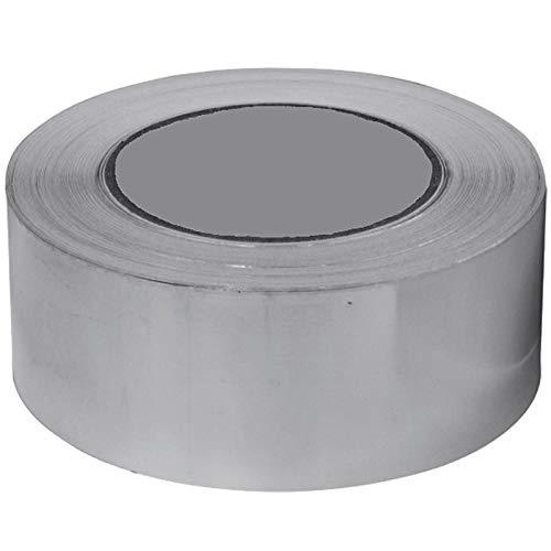 Spares2go - Cinta adhesiva universal anticondensación que absorbe la humedad para lavadora y secadora (50 mm x 50 m)