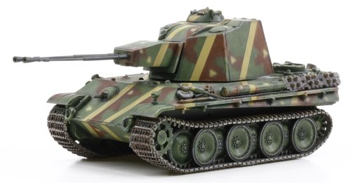 Dragon 500760593–1 : 72 zwillings Flak Char Allemand 1945, 5,5 cm
