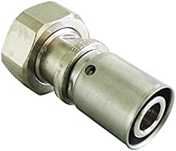 tube multlcouche diam/ètre 20 mm egal oventrop 1513045 t/é /à sertir