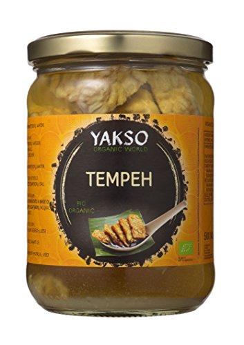 Yakso Tempeh organic, 6er Pack (6 x 175 g)