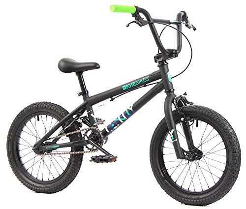 KHE BMX Fahrrad Lenny schwarz 16 Zoll...