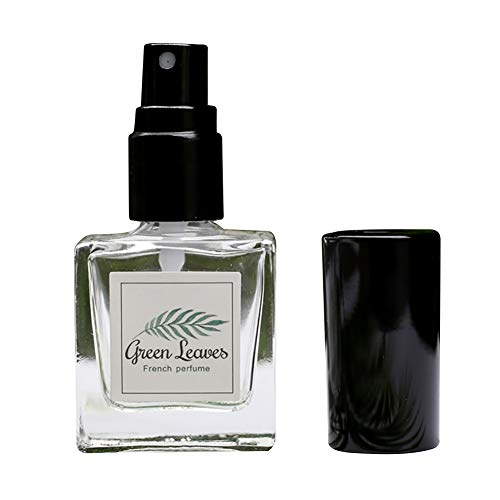 10ml Mini Square Rechargeillable Travel Parfum Toner Face Cream Atomizer Empty Spray Bottle - Transparent 10ml