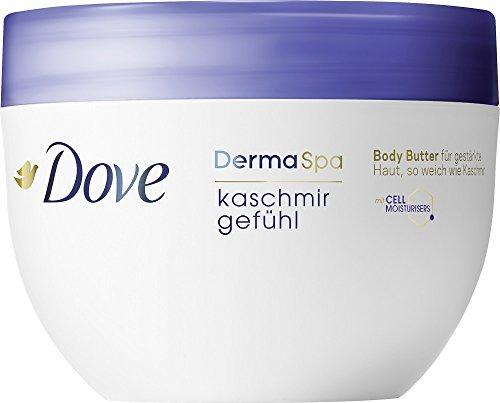 Dove DermaSpa Body Butter Kaschmirgefühl (1 x 300 ml)