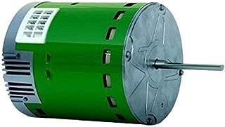 GE - Genteq Evergreen 1/2 HP 230 Volt Replacement X-13 Furnace Blower Motor (Renewed)
