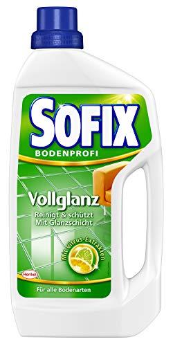 Sofix Vollglanz Reiniger mit Citrus Extrakten, 1 l