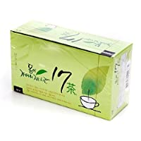 [HEALTH TEA] Korea Food Making Light Body 17 Mixed Tea 1.5g X 80