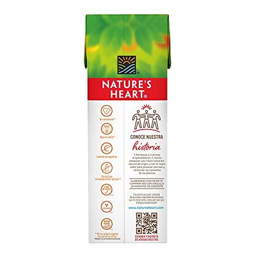Nature's Heart Bebida de Almendra sin azúcar Nature's Heart 6 pack 946ml, Almendra, 6 litros