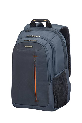 Samsonite - Guardit - Mochila para Laptop 45 cm, 22 L, Gris