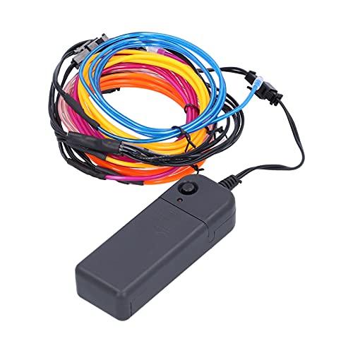 Tira De Luz, Cable De Neón LED Reemplazable Bajo Consumo De...