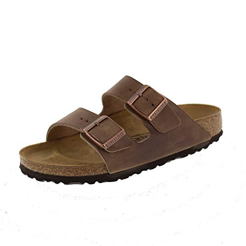 BIRKENSTOCK Sales GmbH Arizona BS[Slipper] Größe 38 EU Tabacco Brown