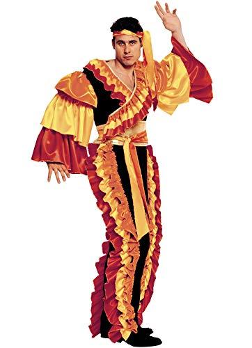 chiber - Disfraz Brasileño Bailador
