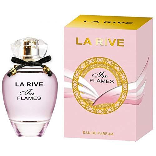 La Rive In Flames by La Rive Eau De Parfum Spray 3 oz / 90 ml (Women)