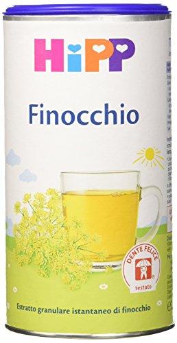 Hipp Tisana con Isomaltulosio Finocchio, 200g