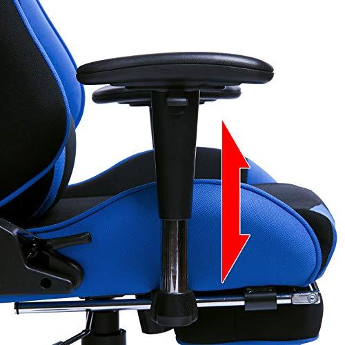 WOLTU® Gamingstuhl Racing Stuhl Bild 3*