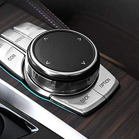 Innen Mittelkonsole Idrive Knopf Multimedia Knopf Taster Abdeckung Auto