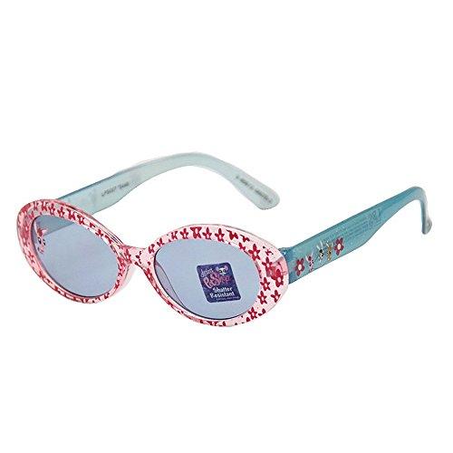 Gafas de moda Gafas de sol para niños Gafas de sol para flores delicadas Protección UV contra el medio ambiente Gafas de sol de dibujos animados para niños Lente Meterial PC para niños segura Occhiali