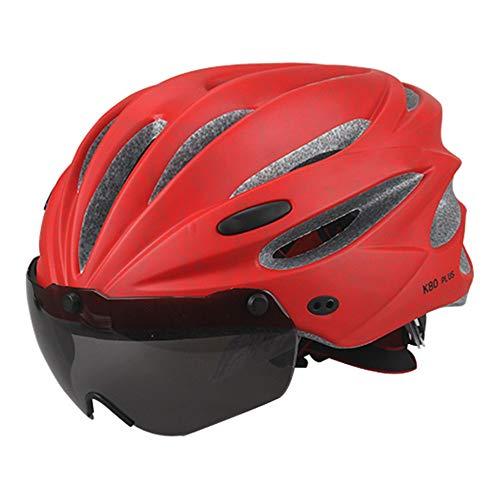 Adulto casco de la bici del deporte de Headwear Ruta de montaña...