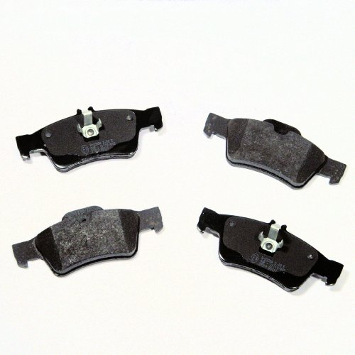 Bremsbeläge/Bremsklötze/Bremsen für hinten/die Hinterachse