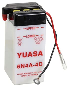 Yuasa YUAM26A4B 6N4A-4D Battery